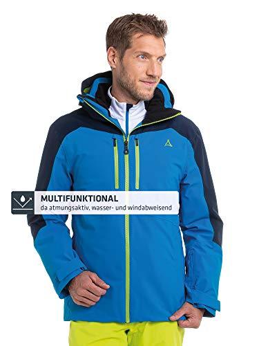 Schöffel Herren Lenzerhorn M Ski Jacke, Blau (indigo bunting), 46