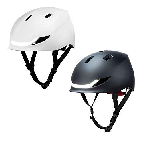 Lumos Street Helm   Fahrradhelm (Charcoal Black MIPS)