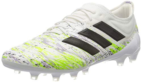 adidas Copa 20.1 AG, Zapatillas de fútbol Hombre, Ftwwht/Cblack/Siggnr, 42 EU ⭐