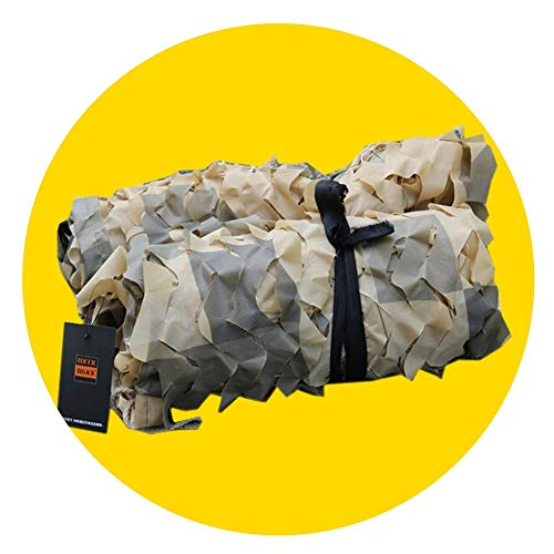 QIANGDA Camouflage Netting Camo Net Blinds Great For Sunshade Blind Watching Hide Party Decorations For Forest Area Size 2x25m