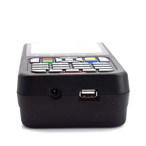 QKP V8 Finder Digital Satellite Finder Mit 3,5-Zoll-LCD-Digitalanzeige