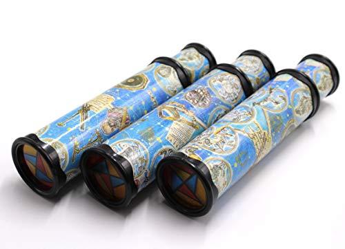 SPADORIVE 3 Pack Magic Kaleidoscope Toy for Kids Adults 3D...