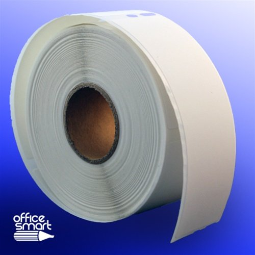 6 Rolls of Address Labels, Compatible with 30320 for LabelWriters 330 400 450 Twin Turbo Duo 4XL Printer (260 Labels per Roll)