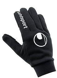 Uhlsport Herren Feldspielerhandschuh-100096701 Feldspielerhandschuh, schwarz, 9 (L)