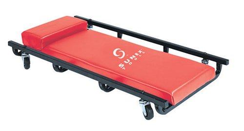 Sunex International 8504 Creeper - 4 Caster Straight Back