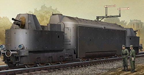Trumpeter 00223 - Kit Modellismo German Treno Blindato Panzertriebwag. Nr16