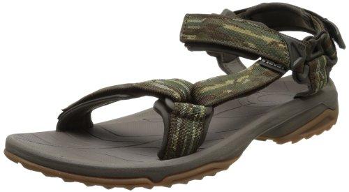 Teva Footwear Teva Herren Terra Fi Lite Sandale, Grn (Gletscheroliv), 48 EU