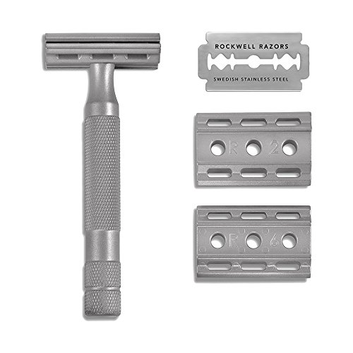 Rockwell 6S Adjustable Stainless Steel Safety Raz