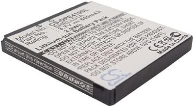 Battery 800mAh Replacement for Doro PhoneEasy 409, PhoneEasy 409GSM, PhoneEasy 410, Doro Care Clamshell, SHELL01A