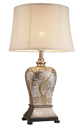 OK Lighting OK-4286T 30.25u0022H Theos Table Lamp