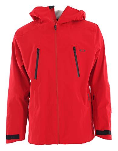 Oakley Ski Shell Jacket Herren-Skijacke 412517-465 Red Line Gr. M