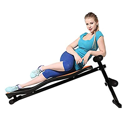 Folding weight bench sit-up board fitness equipment home sit-up aids abdomen dumbbell bench Dumbbell bench from Folding weight table