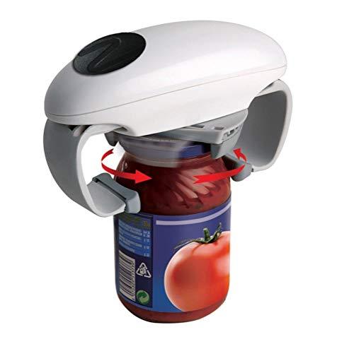 Botella abridor automático Abrelatas eléctrico Portable Conveniente Gadgets de Cocina
