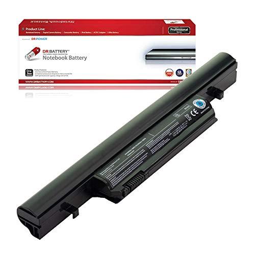 DR. BATTERY Laptop Battery for Toshiba PA3905U-1BRS Tecra R850 R950 Satellite R580 Satellite Pro R850 [10.8V/4400mAh/48Wh]
