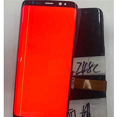 Reemplazo de la pantalla del teléfono Ajuste Fit For Samsung S8 Pantalla táctil S8 Plus Pantalla LCD Fit For Samsung S9 ajuste más s8 teléfono móvil LCD de reemplazo de pantalla defectuosa pantalla LC