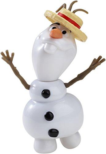 Mattel Disney Princess CJW68 - Summender Olaf, Zubehör