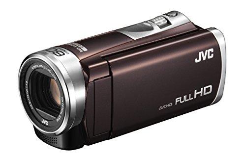 JVCビデオカメラEverio32GBダイナミック60倍/光学40倍ズームGZ-E400-T(ブラウン)