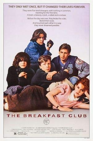 The Breakfast Club – Emilio Estevez – US Imported Movie Wall Poster Print - 30CM X 43CM