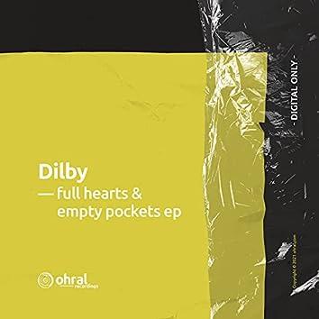 Full Hearts & Empty Pockets EP