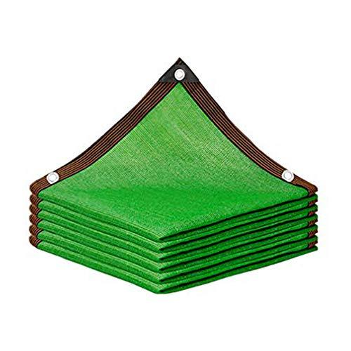 KDDFN Protector Solar,Red de Sombra al Aire Libre,85% de Tela de Sombra,Protección UV,para Patio/Balcón/Flores/Plantas/Cochera/Invernadero/Granero,Personalizable(2x4m(6.6x13.1ft))