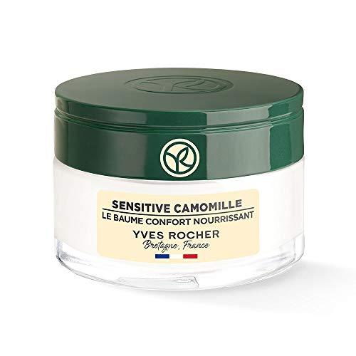 Yves Rocher Sensitive Camomille Reichhaltiger Pflegebalsam, für empfindliche und trockene Haut, 1 x...