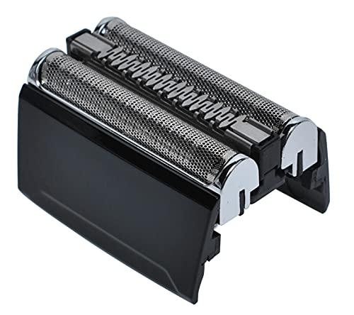 Poweka 52B Scherkopf Für Braun 5 Serie Elektrischer Rasierer - Ersatzscherkopf Kompatibel mit 5020S 5030S 5040S 5050S 5070S 5090CC 52B 52S Serie