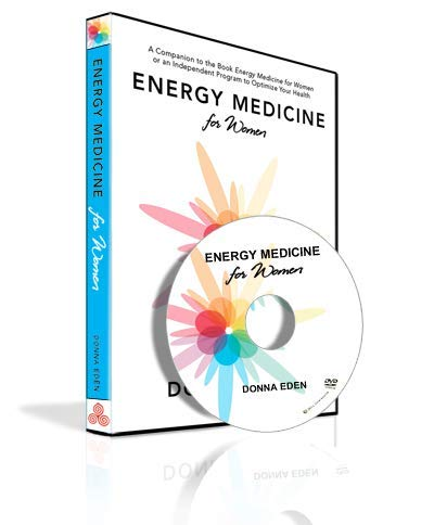 Energy Medicine for Women Natural Healing 2 DVD Set for Support Against Illness, Regulating Hormones, Fertility, Pregnancy and Birth Care, PMS, Menopause, Osteoporisis, Weight Control and Sexuality