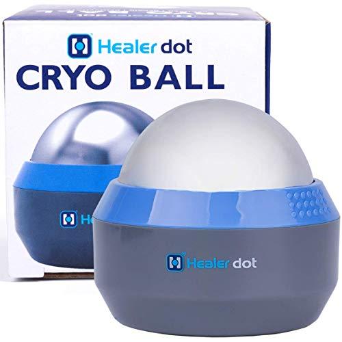 Healer dot Ice Muscle Fitness Roller