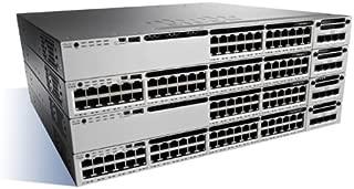 Cisco WS-C3850-24P-E Catalyst 3850 24 Port PoE Networking Device