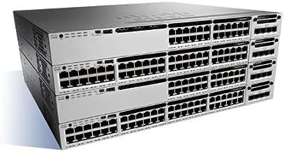 Cisco WS-C3850-48P-E Catalyst 3850 48 Port PoE IP Networking Device