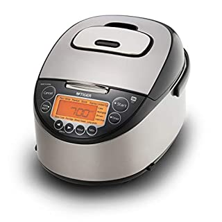 Tiger Corporation Tiger JKT-D10U 5.5-Cup (Uncooked) IH Rice Cooker, black & stainless steel (B08K3V5XRL)   Amazon price tracker / tracking, Amazon price history charts, Amazon price watches, Amazon price drop alerts