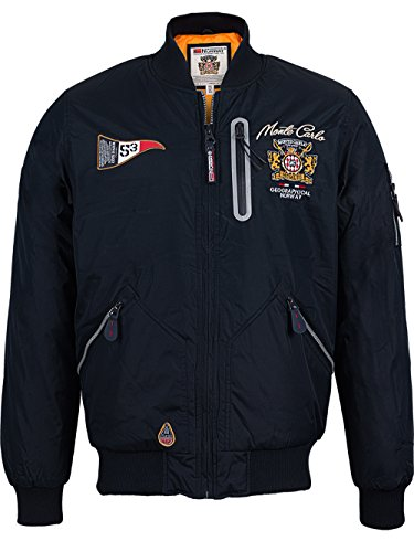 Geographical Norway Bomber