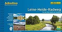 Leine-Heide-Radweg: Von der Leine-Quelle nach Hamburg, 407 km, 1:50.000, wetterfest/reissfest, GPS-Tracks Download, LiveUpdate