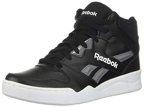 Reebok mens Reebok Royal Bb4500 Hi2 Sneaker, Black/Pure Grey/White, 12 US