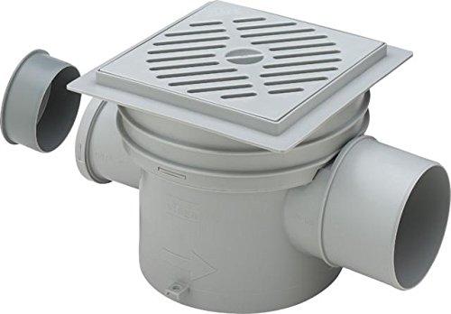 Viega 4989–Abflüsse Kellergeschoss Optifix 34989DN70x 100