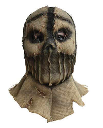 Horror Vogelscheuche Maske