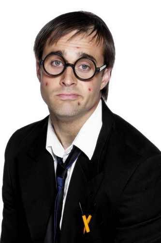 Smiffys - Schuljungen-Brille