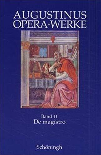 de Magistro /Der Lehrer: Deutsch - Lateinisch