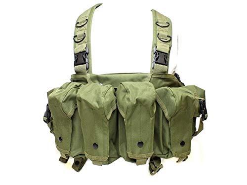 Vioaplem CQC AK Chest Rig Molle Tactical Vest Military Army Equipment AK 47...
