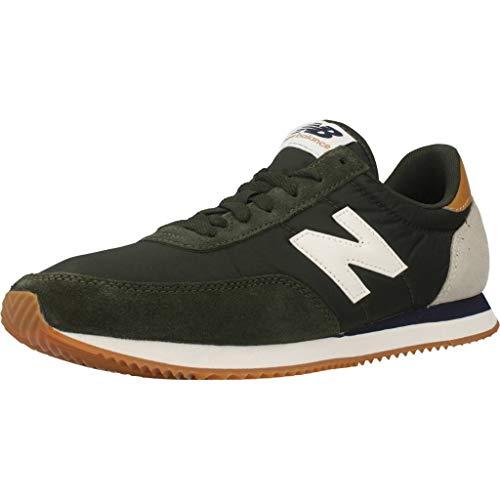 New Balance UL720UD, Sneaker Hombre, Verde, 42 EU