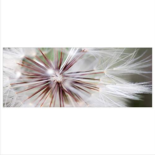 decorwelt - Cuadro de Cristal (125 x 50 cm, tamaño XL), diseño...