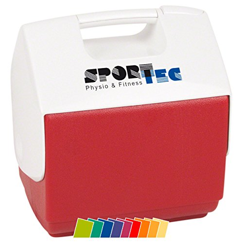 Sport-Tec Eisbox klein, Kühlbox, Kühltasche, Eiskoffer, Erste Hilfe, Fußball, 6 l