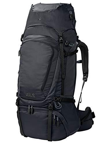 Jack Wolfskin Denali 75 Wandern Outdoor Trekking Rucksack, Phantom, 78x32x18 cm