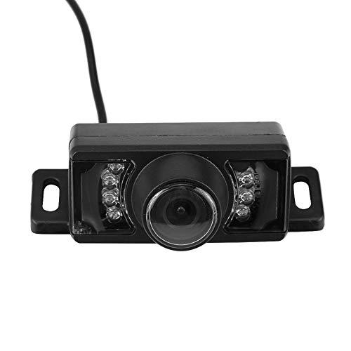 Cámara inalámbrica, cámara de visión nocturna para automóvil, video de vigilancia para vehículos con fuente de alimentación de 12v