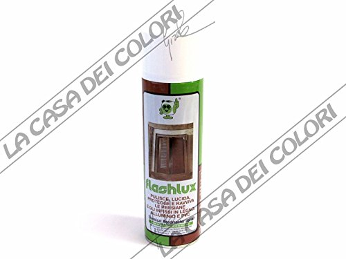 CHEMICAL ROADMASTER - FLASHLUX SPRAY - 500 ml - LUCIDANTE PROTETTIVO PER LEGNO