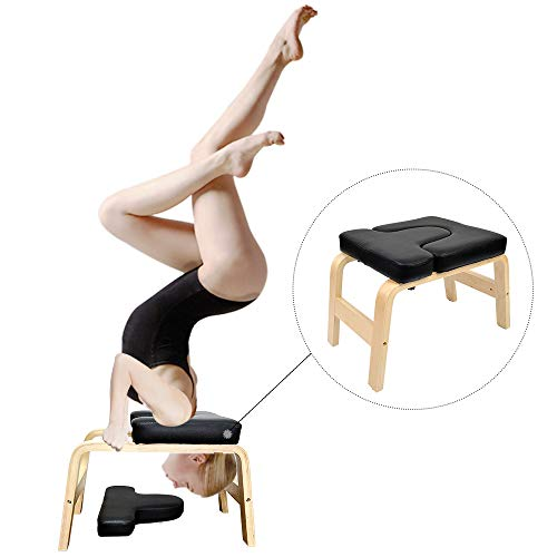 Review Of C-Chain Balanced Yoga Headstand Bench - Ideal for Workout, Fitness and Gym Perfect for Bot...