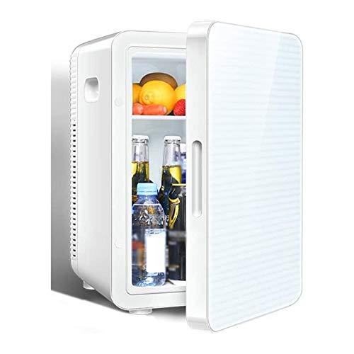 HUIXINLIANG Mini Nevera para Dormitorio, Nevera portátil de 20 l y refrigerador...