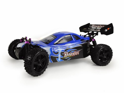 Amewi 22031 - Buggy Booster 2,4 GHz M 1:10 RTR (farblich sortiert)