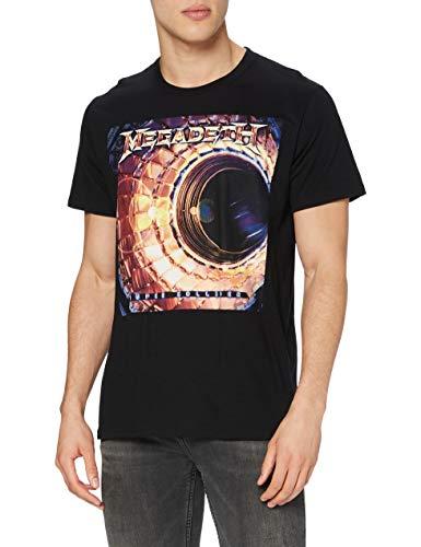 Live Nation - T-shirt Homme Megadeth - Super Collider - Noir (Black) - Small