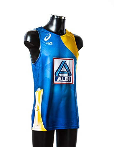 Beach Volleyball Major Series HAM_9_Men_XL Blue/Yellow